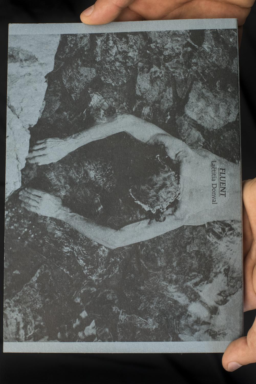 Fluent de Laetitia Donval en résidence à lumière d'encre en 2012-2013 sur la thématique de la vallée de la Têt