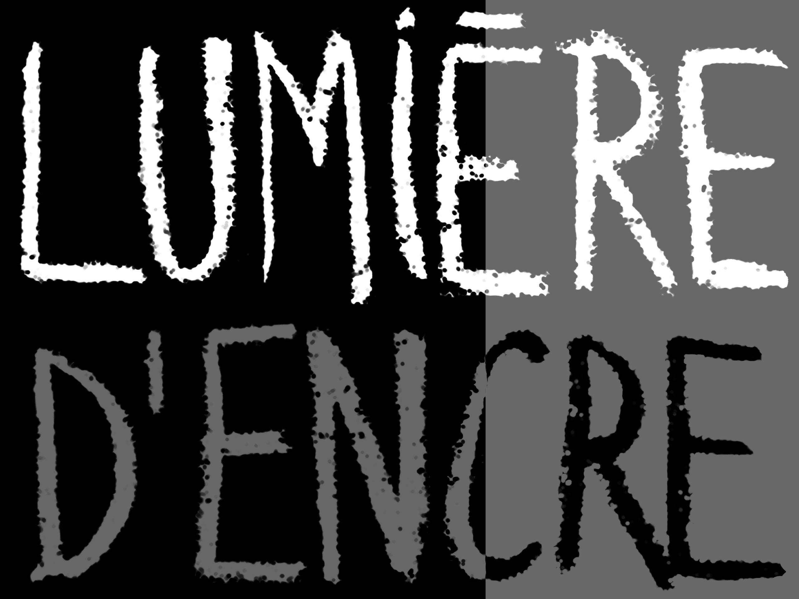 Logo Lumière d'Encre