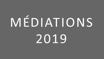 Médiations 2019
