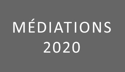 Médiations 2020