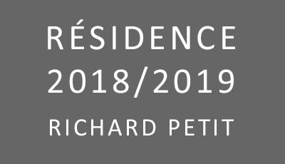 Résidence Richard Petit 2018/2019